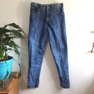 Guess vintage high rise jeans
